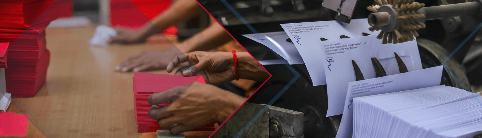 Envelope Manufacturing